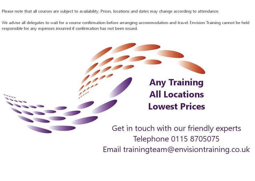 envision training
