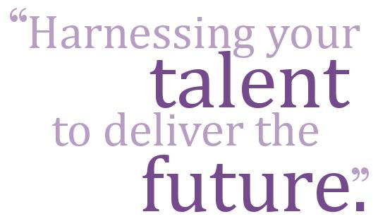 harnessing talent